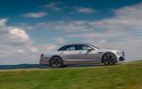 Bentley Flying Spur 2020 road test review - hero side