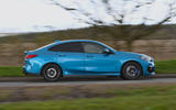 BMW 2 Series Gran Coupe 2020 road test review - hero side