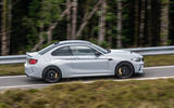 BMW M2 CS 2020 road test review - hero side