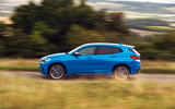 BMW X2 M35i 2019 road test review - hero side