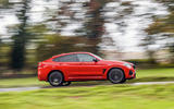 BMW X4 M Competition 2019 road test review - hero side