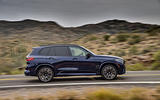 BMW X5 M Competition 2020 road test review - hero side
