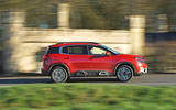 Citroen C5 Aircross 2019 road test review - hero side