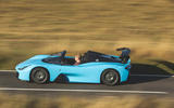 Dallara Stradale 2019 road test review - hero side