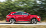 DS 7 Crossback 2018 road test review hero side