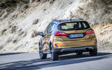 Ford Fiesta Active 2018 road test review hero rear