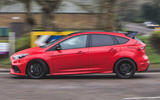 Ford Focus RS 2019 road test review - hero side