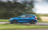 Ford Focus ST 2019 road test - hero side