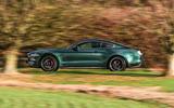 Ford Mustang Bullitt 2018 road test review - hero side