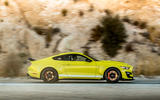 Ford Shelby Mustang GT500 2020 road test review - hero side