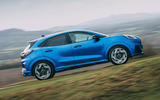 2 Ford Puma ST 2021 road test review hero side