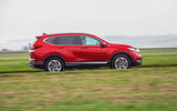 Honda CR-V 2018 road test review - hero side