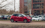 Hyundai i10 2020 road test review - hero side