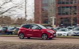Hyundai i10 2020 road test review - hero side
