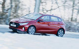 2 Hyundai i20 2021 road test review hero side