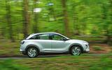 Hyundai Nexo 2019 road test review - hero side