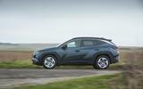 2 Hyundai Tucson 2021 road test review hero side