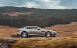 Jaguar F-Type 2020 road test review - hero side