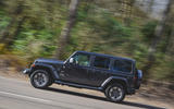 Jeep Wrangler 2019 road test review - hero side