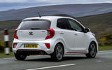 Kia Picanto review hero rear