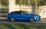 Kia Proceed GT-Line 2019 road test review - hero side