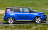 Kia Soul EV 2019 European first drive - hero side