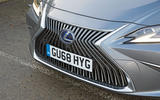 Lexus ES 2019 road test review - front end