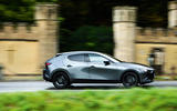 Mazda 3 Skyactiv-X 2019 road test review - hero side