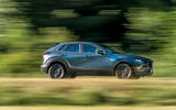 Mazda CX-30 2019 road test review - hero side