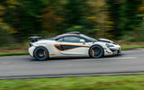 2 McLaren 620R 2021 road test review hero side