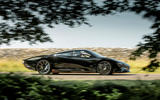 McLaren Speedtail 2020 UK first drive review - hero side