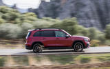 Mercedes-AMG GLB 35 2020 road test review - hero side