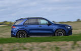 Mercedes-AMG GLE 53 2020 road test review - hero side