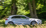 Mercedes-Benz A250e 2020 road test review - hero side