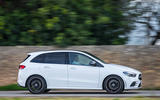 Mercedes-Benz B-Class review - hero side