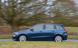Mercedes-Benz B-Class 2019 road test review hero side