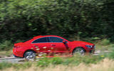 Mercedes-Benz CLA 2019 road test review - hero side