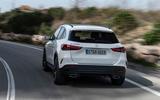 Mercedes-Benz GLA 2020 road test review - hero rear