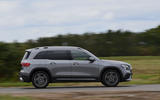 Mercedes-Benz GLB 2020 road test review - hero side