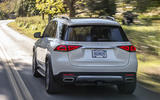 Mercedes-Benz GLE 2018 review - hero rear