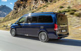 Mercedes-Benz Marco Polo 2019 road test review - hero rear