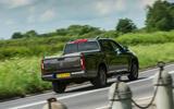 Mercedes-Benz X-Class road test review hero rear