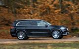 Mercedes-Benz GLS 2020 road test review - hero side