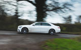 2 mercedes s class s500 2020 lhd uk first drive review hero side