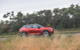 Nissan Juke 2020 road test review - hero side
