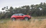 Nissan Juke 2020 road test review - hero side