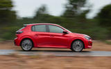 Peugeot 208 2020 road test review - hero side