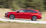 2 Peugeot 308 SW 2021 first drive hero side