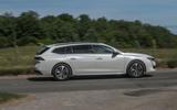 Peugeot 508 SW Hybrid 2020 road test review - hero side