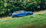 Peugeot e-2008 2020 road test review - hero side